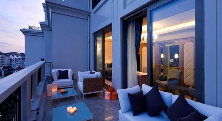 Отели Стамбула 5 звезд в центре города: CVK Park Bosphorus Hotel Istanbul