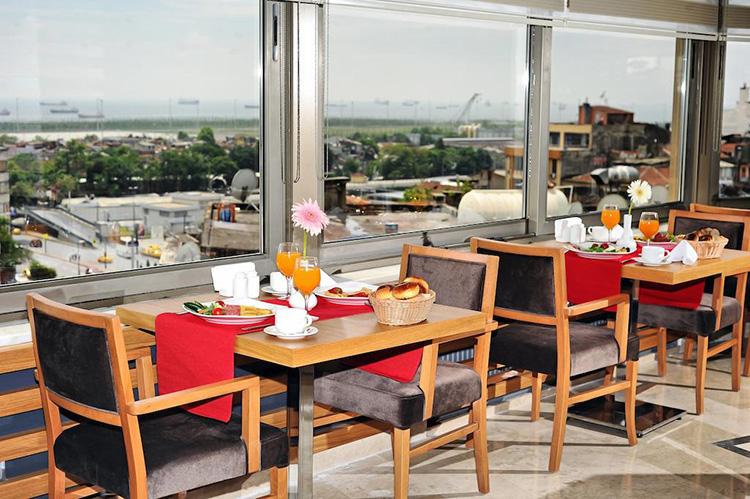 Дешевые отели в Стамбуле в районе Лалели: Delta Hotel Istanbul