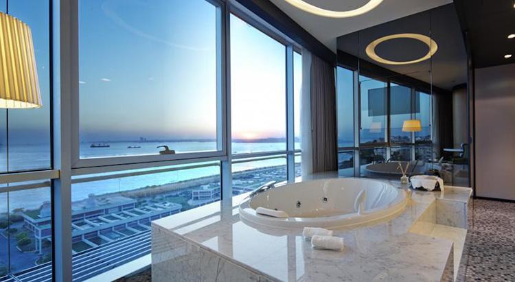 Лучшие отели в азиатской части Стамбула: DoubleTree by Hilton Istanbul