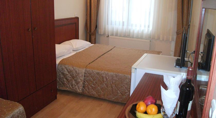 Недорогие отели в Стамбуле в районе Лалели: Emos Hotel