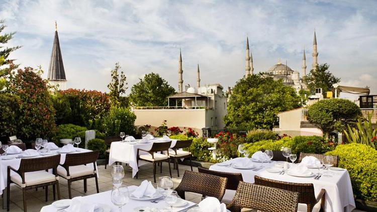 Отели Стамбула (Турция) 5 звезд в центре города: Eresin Crown Hotel