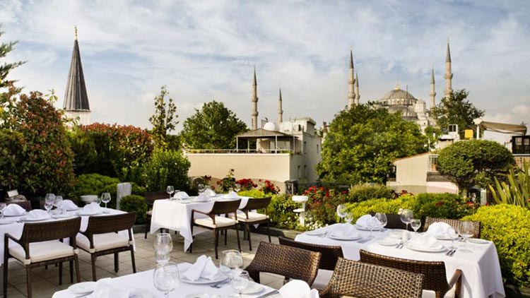 Как забронировать отель в Стамбуле
