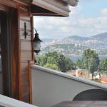Отели Стамбула на Мраморном море рядом с пляжем: шезлонг между Азией и Европой