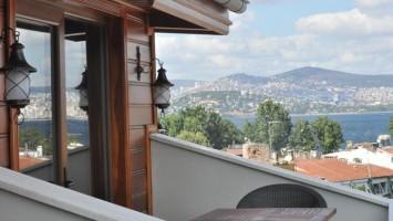 Отели Стамбула на Мраморном море рядом с пляжем: Eskibag Butik Hotel.