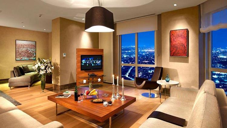 Отели Стамбула с панорамным видом: Fraser Place Anthill Istanbul