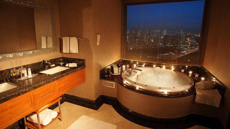 Лучшие отели в азиатской части Стамбула: Istanbul Marriott Hotel Asia