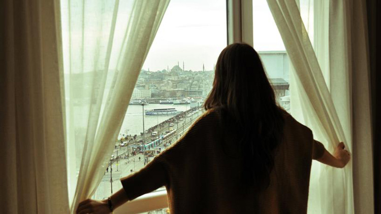 Апарт отели в центре Стамбула с видом на Босфор: Karakoy Aparts