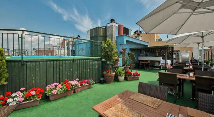 Дешевые отели в Стамбуле в районе Лалели: Laleli Gonen Hotel