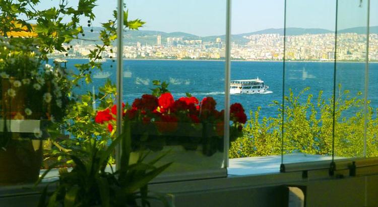 Отели Стамбула на Мраморном море (Принцевы острова): Marine House Boutique Hotel.