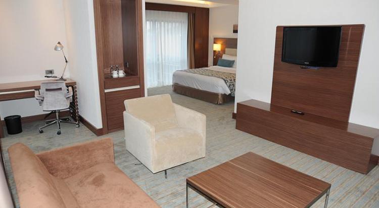 Лучшие отели в азиатской части Стамбула, Турция: Mercure Istanbul Altunizade