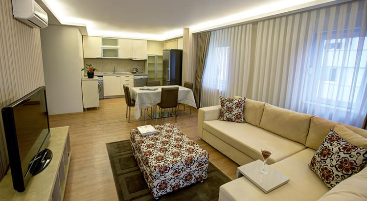 Отели Стамбула на Мраморном море рядом с пляжем: One Istanbul Hotel Suadiye