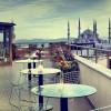 Недорогие отели Стамбула в районе Султанахмет. Tan Hotel.