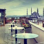 Хорошие и недорогие отели Стамбула в районе Султанахмет около достопримечательностей