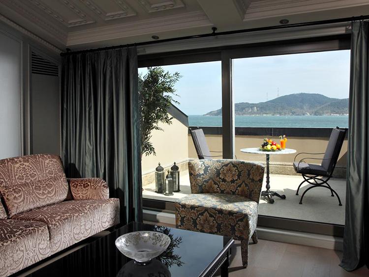 Отели Стамбула 4 звезды с видом на море: The Central Palace Bosphorus Tarabya