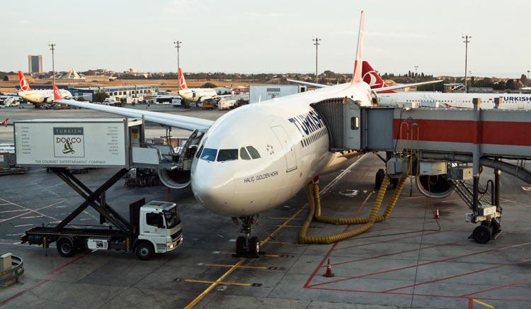 Как купить авиабилеты в Стамбул