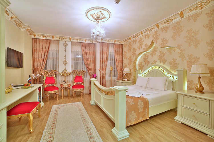 Отели Стамбула, где разрешено размещение и проживание с домашними животными: White House Hotel Istanbul.