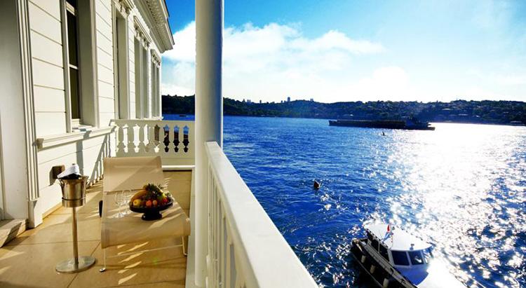 Лучшие отели Стамбула с видом на Босфор: A'jia Hotel
