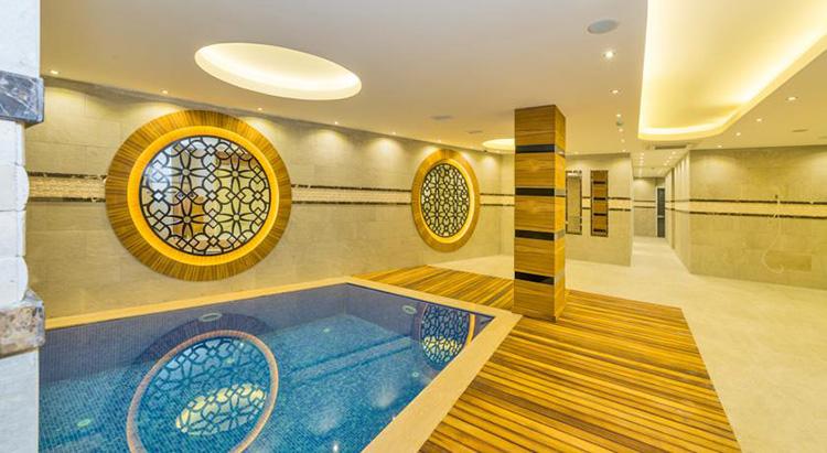 Отели Стамбула с бассейном в районе Султанахмет: Antea Hotel Oldcity