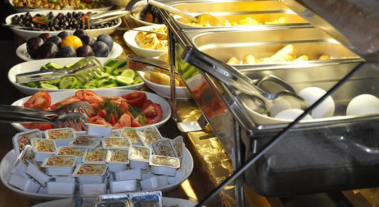 Отели в центре Стамбула (Турция) 3 звезды с завтраками: Best Town Hotel.