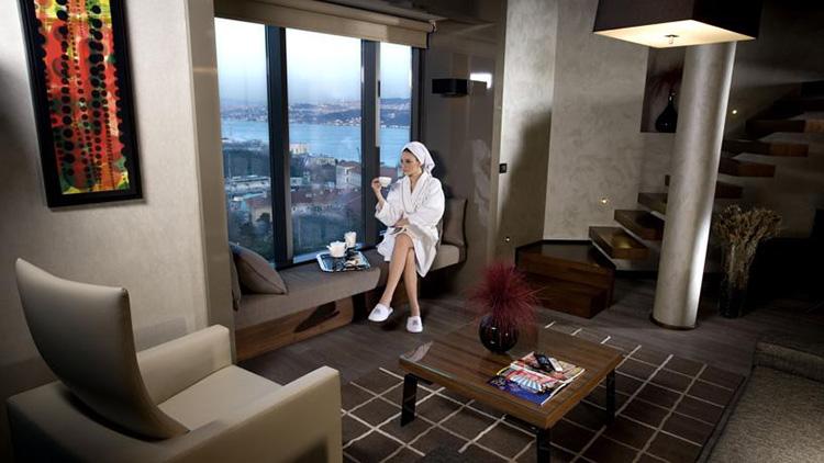 Отели Стамбула в районе Таксим: Gezi Hotel Bosphorus Istanbul