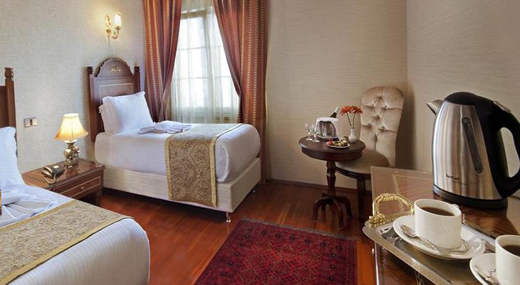 Отели Стамбула с бассейном в районе Султанахмет: Hotel Sapphire
