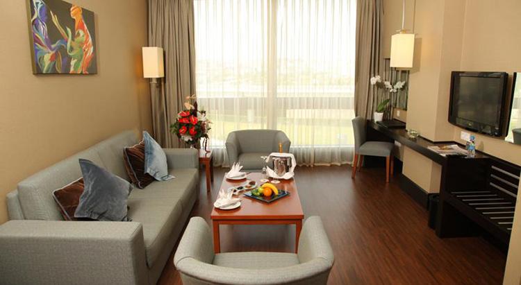 Гостиницы в аэропорту Стамбула Сабиха Гекчен: ISG Airport Hotel.