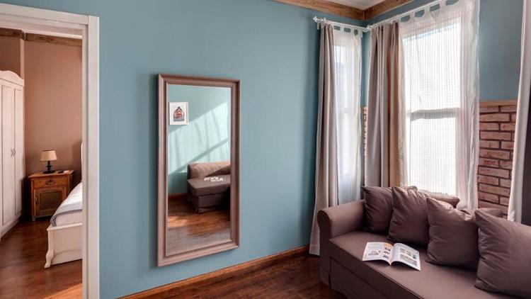 Отели 3 звезды в азиатской части Стамбула (Турция): Loka Suites.