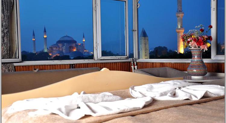 Отели в Стамбуле с русскоговорящим персоналом в центре города: Optimist Hotel.