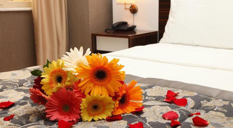 Отели 3 звезды в азиатской части Стамбула (Турция): Pendik Marine Hotel.