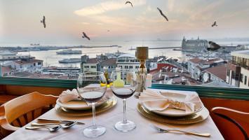 Хорошие и недорогие отели 3 звезды в азиатской части Стамбула: Sidonya Hotel.