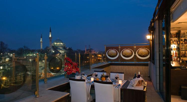 Отели в Стамбуле с русскоговорящим персоналом в центре города: Sky Kamer Boutique Hotel