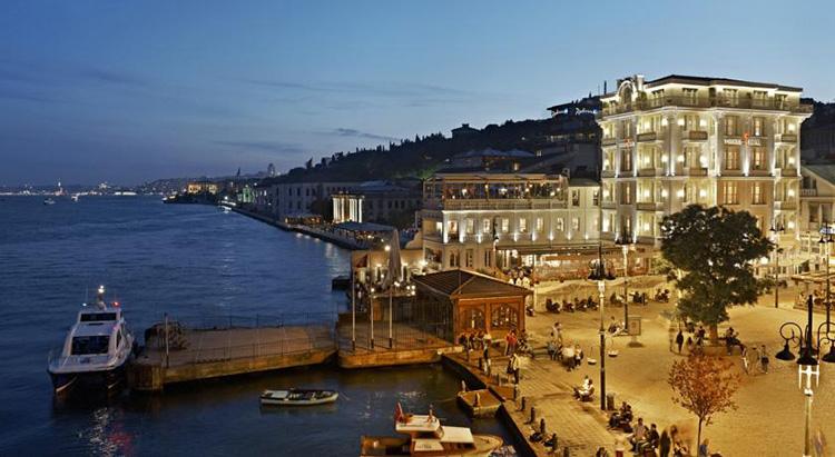 Лучшие отели Стамбула с видом на Босфор: Stay Bosphorus.