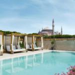 Отели Стамбула с бассейном в районе Султанахмет. Погуляли – теперь поплаваем!