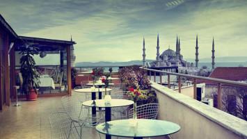 Отели в Стамбуле с русскоговорящим персоналом в центре города