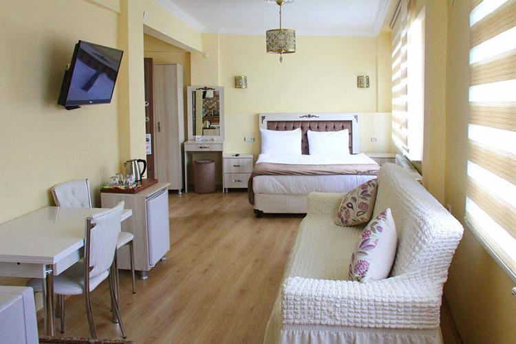Апарт отели Стамбула рядом с морем: Amida House