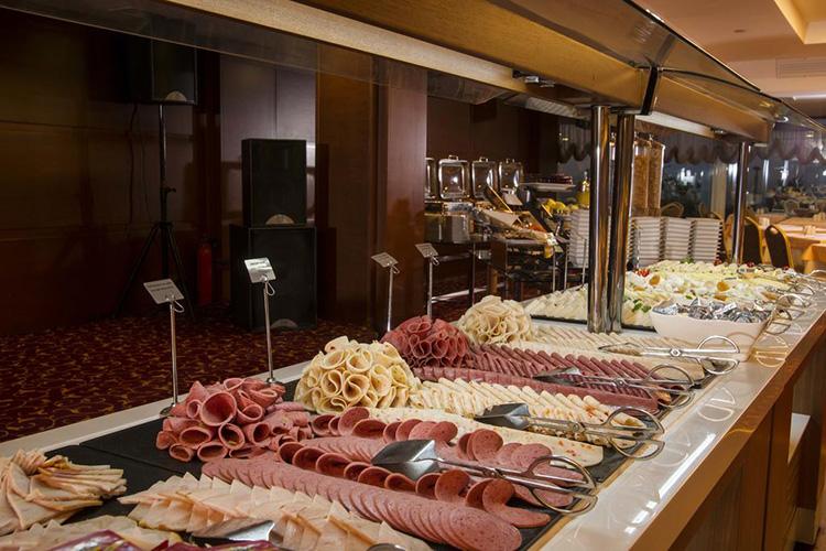 Отели 4 звезды в центре Стамбула, Турция: Best Western Plus The President Hotel