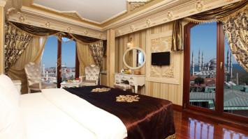 Отели Стамбула 4 звезды в центре города