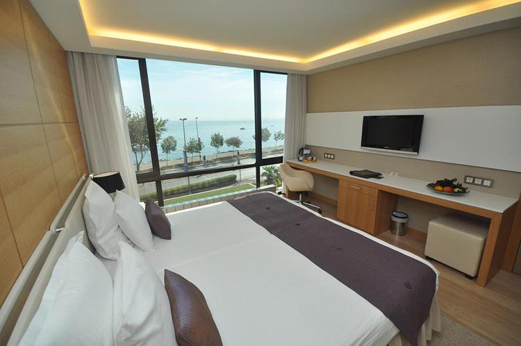 Отели 4 звезды в центре Стамбула: Kalyon Hotel Istanbul