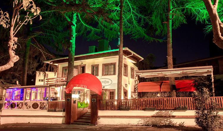Недорогие отели на Принцевых островах Стамбула: Nizam Butik Otel Büyükada