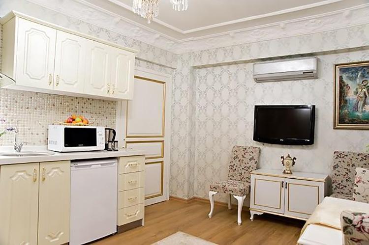 Апарт отели Стамбула рядом с морем: Romantic Mansion.