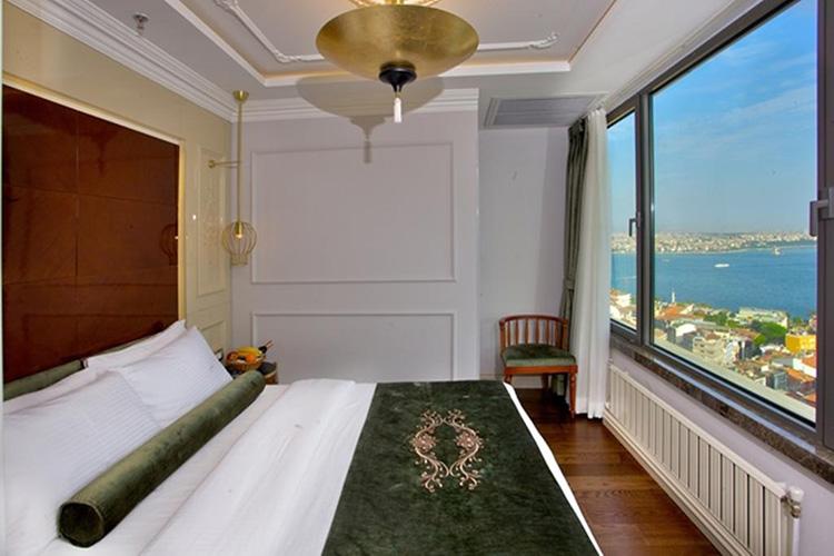 Отели 4 звезды в центре Стамбула, Турция: Taksim Star Hotel