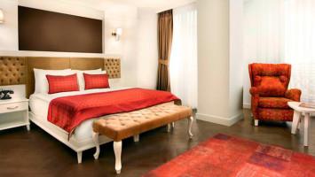 Недорогие отели Стамбула в центре с видом на Босфор