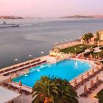 Отели Стамбула с видом на Босфор и бассейном: от Оттомана до Бутика