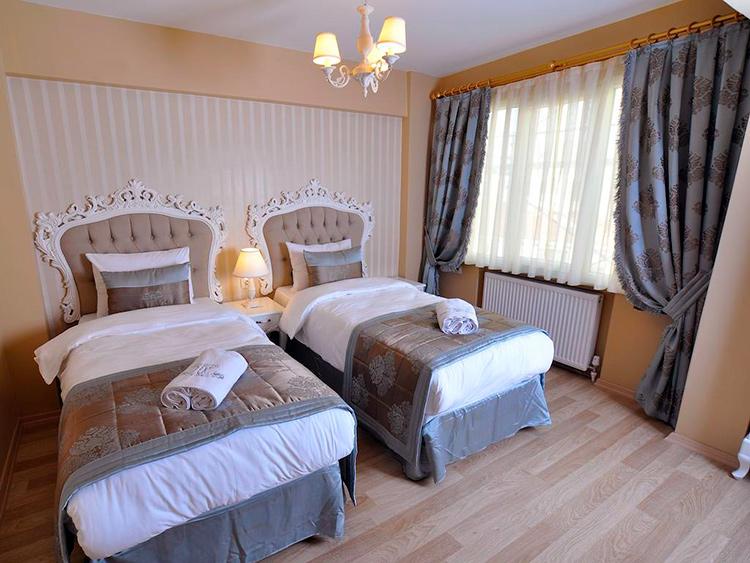 Недорогие отели в центре Стамбула