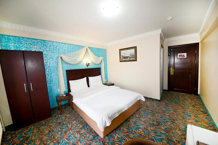 Хорошие отели в центре Стамбула