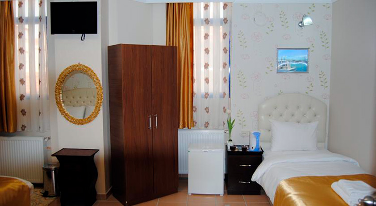 Хорошие и недорогие отели в центре Стамбула