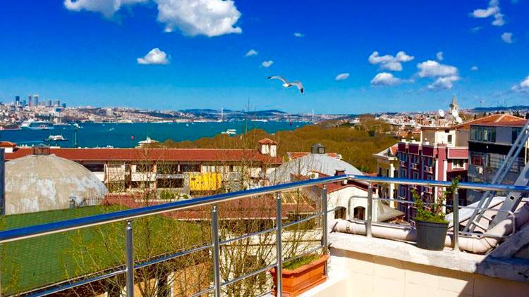Недорогие отели в самом центре Стамбула
