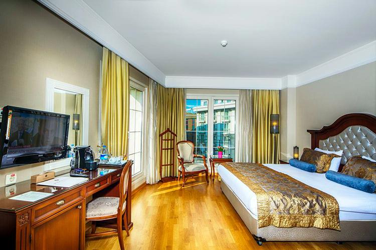 Отели Стамбула 3 звезды Султанахмед