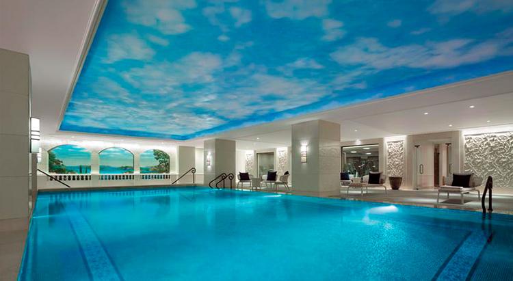 Лучшие отели Стамбула с бассейном