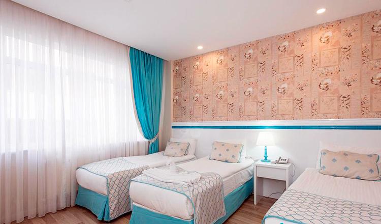 Отели Стамбула 3 звезды в районе Султанахмет